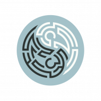 Logo rond aap natif sans e criture v1